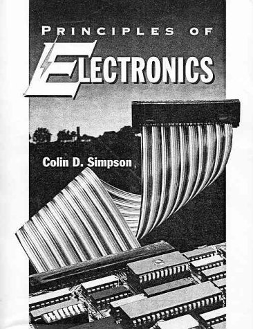 Principles of Electronics by Colin D. Simpson (1996-10-19)
