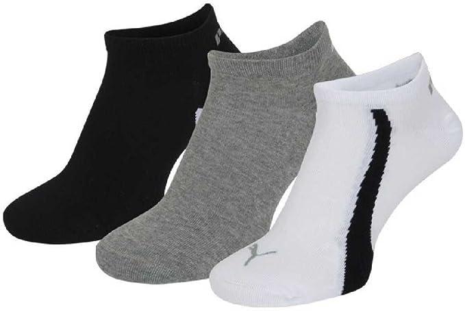 bc036cb64008 6 Paar Puma Sneaker Socken Gr. 35 - 46 Unisex für Damen Herren Füßlinge ,