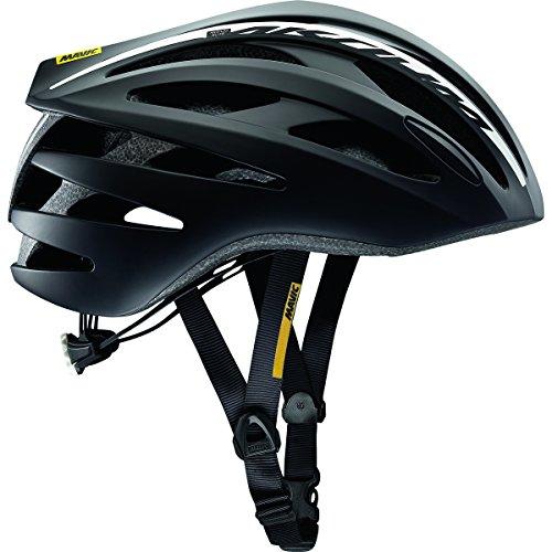 Mavic Aksium Elite Cycling Helmet – Black/White Large For Sale
