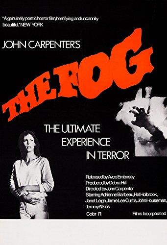 Fog Movie Poster (The Fog Movie Poster Masterprint (11 x 17))