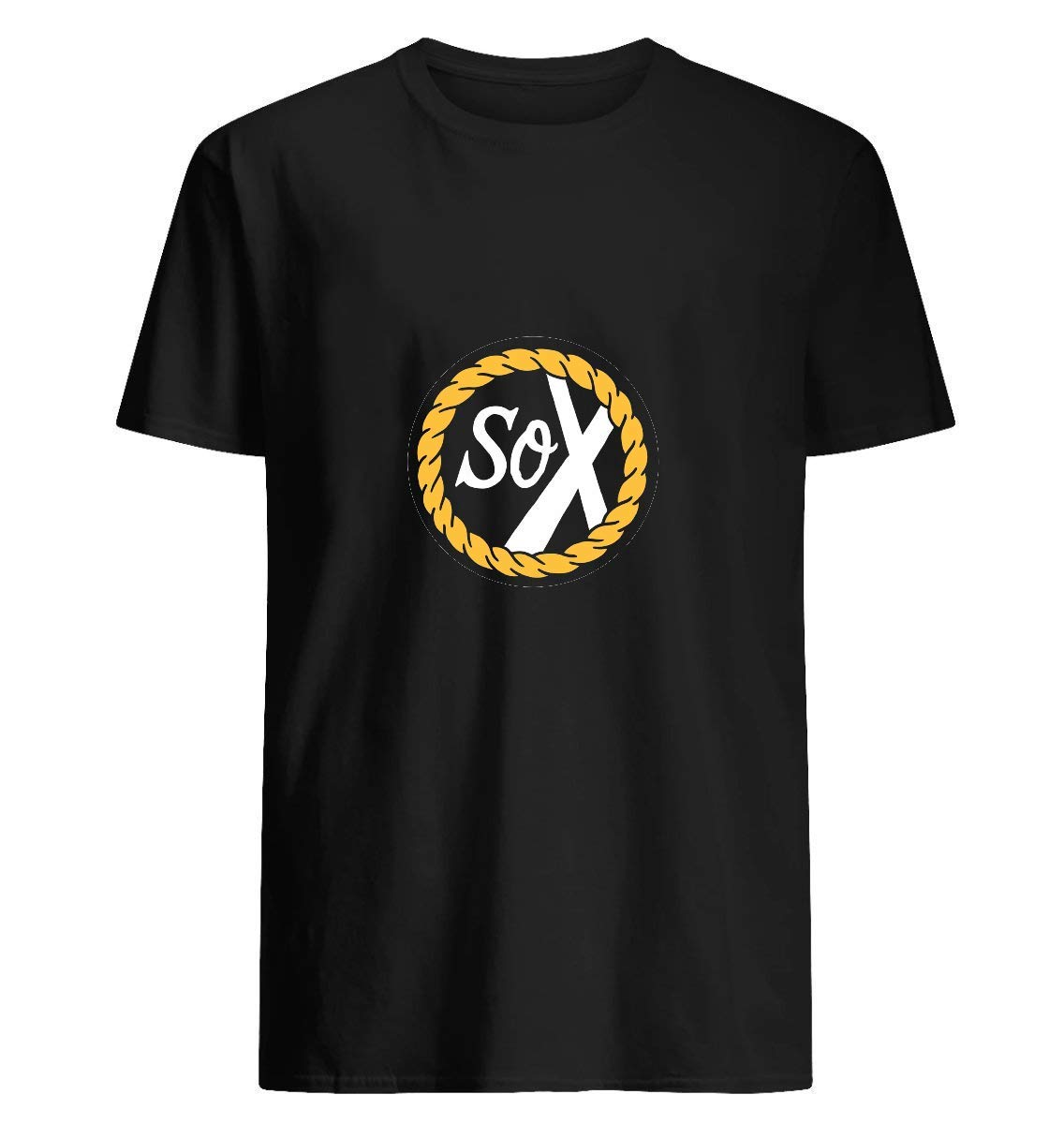Sox High Low Hem Tshirt Basic And Stylish Out