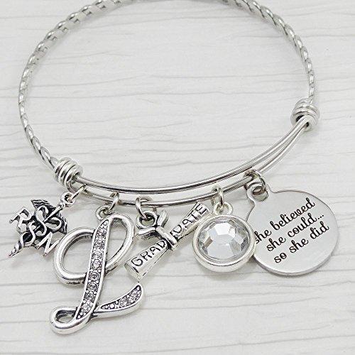 6c6a71596 order pandora diploma graduation dangle charm bde6f 4271a; switzerland  nurse graduation gift rn graduate jewelry personalized bangle bracelet for  nursing ...