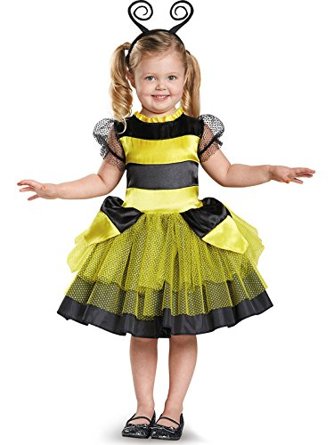 Bee Little Costumes (Disguise Lil' Bumblebee Costume, One Color,)