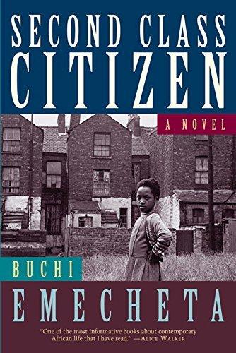 (Second Class Citizen by Buchi Emecheta (1983-02-17) )