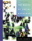 The Basics of Social Research 9780534630362