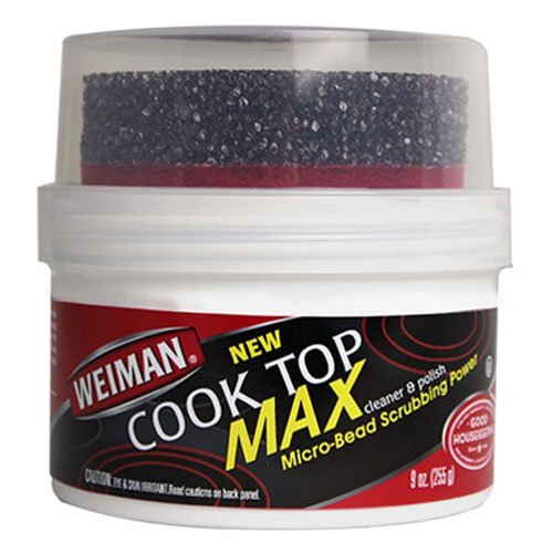 Weiman Cook Top MAX, 9 oz (Electric Cook Top Cleaner compare prices)