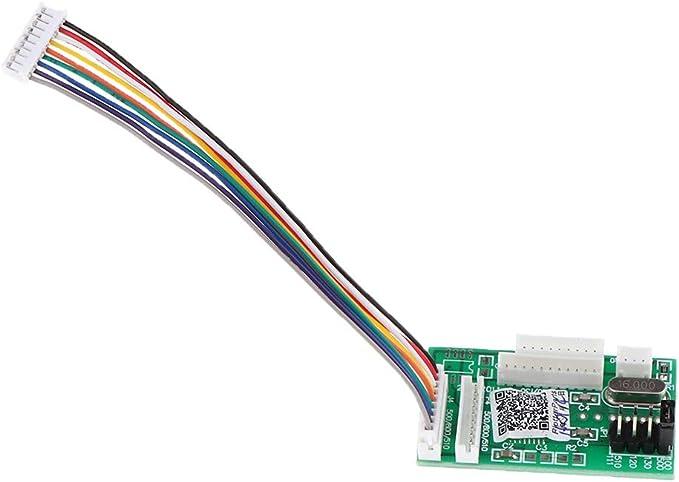 perfk Pieza De Reparación De La Tarjeta De Descifrado De La Impresora para HP DesignJet 130 500 800 815 820: Amazon.es: Electrónica
