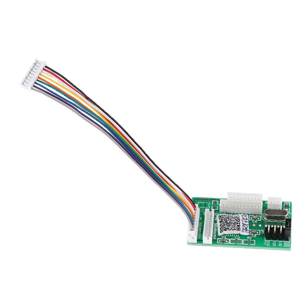 P Prettyia Tarjeta IC Impresora Tarjeta de decodificación Chip ...