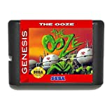 Taka Co 16 Bit Sega MD Game The ooze 16 bit MD Game Card For Sega Mega Drive For Genesis