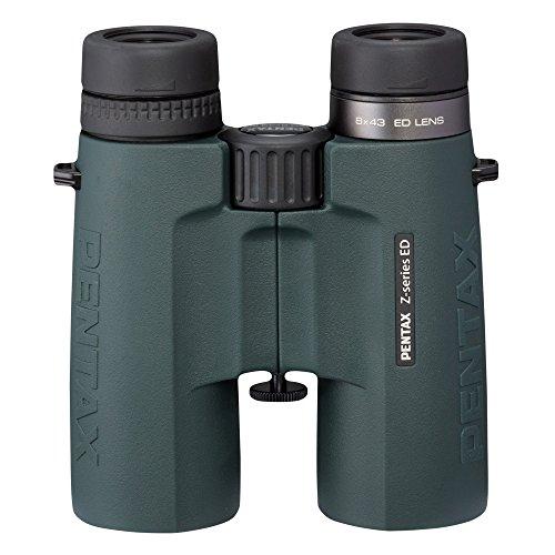 Pentax ZD 8x43ED Binoculars (Green) (Pentax Cameras Waterproof)
