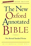 img - for The New Oxford Annotated Bible, Augmented Third Edition, New Revised Standard Version book / textbook / text book