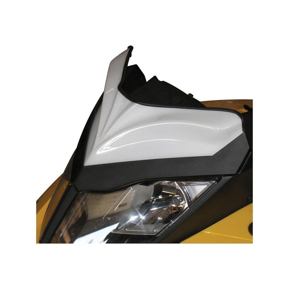 Koronis Parts Inc Peak Line Performance Windshield - Low - White 480-402-55