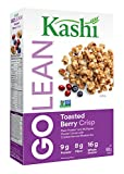Kashi Toasted Berry Crisp Cereal Non-GMO 400g