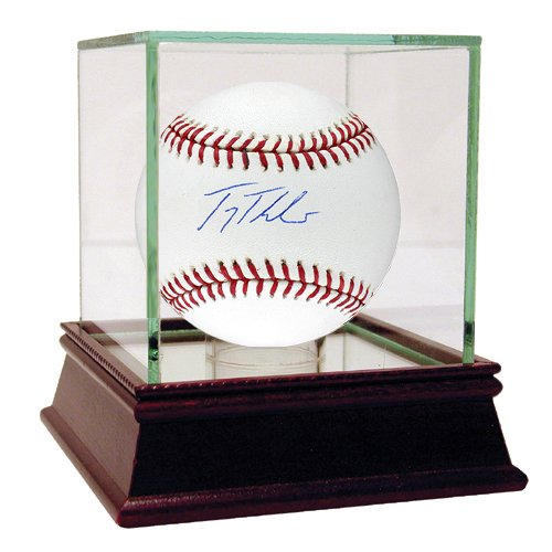 MLB Colorado Rockies Troy Tulowitzki Baseball Steiner Sports TULOBAS000003