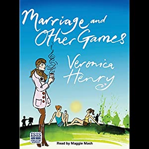 Marriage and Other Games Audiobook