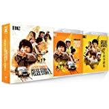 Jackie Chan's POLICE STORY & POLICE STORY 2 Limited Edition Blu-ray Box Set