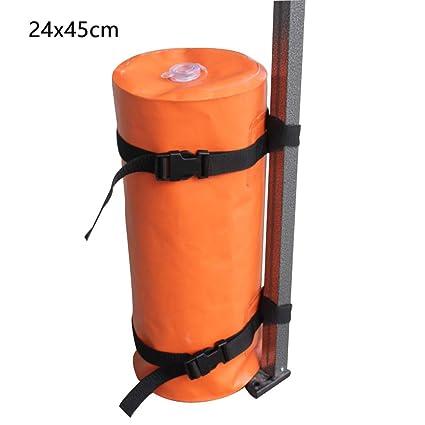 Amazon.com: Canopy bolsa de pesas de agua, pesas de pierna ...