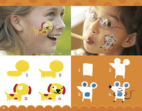 klutz face painting craft kit buy online in uae