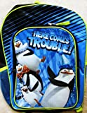 Madagascar 16 Inch Backpack - Here Comes Trouble