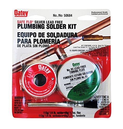 50684 Kit d'argento da pavimento Safe-Flo di