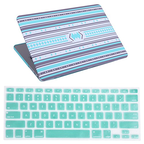 HDE MacBook Rubberized Silicone Keyboard