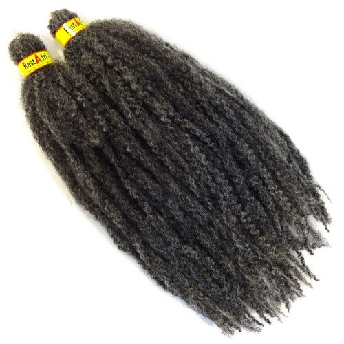 "RastAfri Malibu Afro Kinky Braid 18""#B44 for sale  Delivered anywhere in USA"