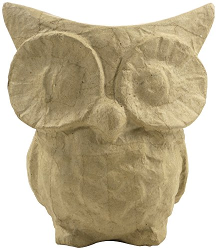 Decopatch Medium Owl Figurine by Decopatch ()