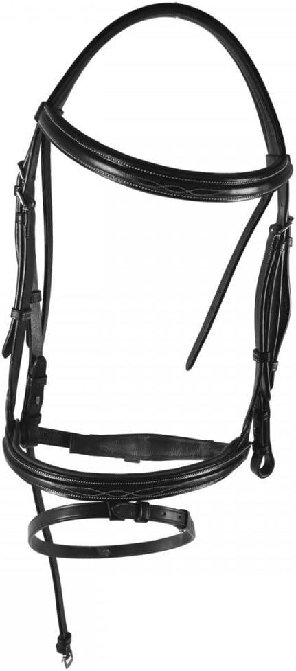 Horseware Amigo Deluxe Bridle with Rubber Reins