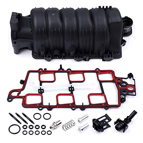 SCITOO 615180 Replacement Intake Manifold kit for 1995-2005 Buick Park Avenue Lesabre Regal Riviera Chevrolet Impala Lumina Monte Carlo Oldsmobile