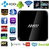[2016 NEW] XingYa-Tech M8s Android Tv Box Support 4k Function with Amlogic S905 Quad Core 1GB/8GB YouTube Netflix KODI fully Loaded
