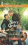 Navy Orders, Geri Krotow, 037360789X