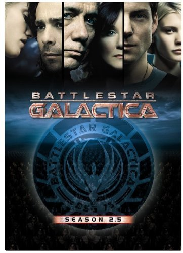 Battlestar Galactica: Season 2.5 (Episodes 11-20) by Sci-Fi Channel, The by