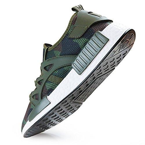 Xianv Chaussures De Sport Des Hommes L'arm