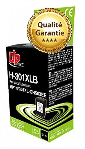 Cartucho de tinta HP n ° 301 para impresora HP DESKJET 1000, 1010 ...