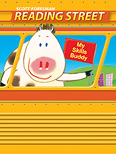READING 2011 MY SKILLS BUDDY GRADE K.2