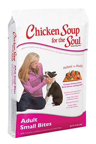 Cheap Chicken Soup Adult Dog Small Bites 5Lb