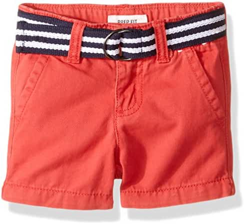 Gymboree Baby Toddler Boys' Belted Shorts