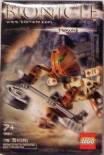 Lego Bionicle Matoran Mini Box Set Figure #8584 Hewkii -