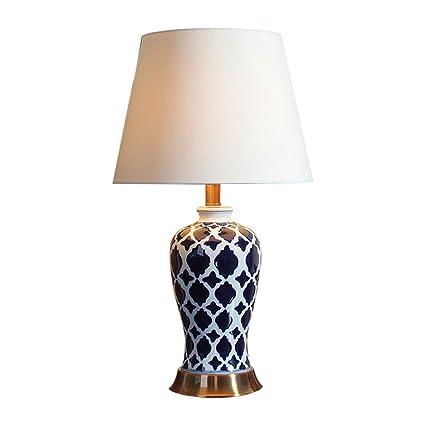 Lámparas de mesa- de cerámica, lámpara de Escritorio de ...