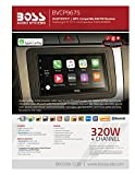 BOSS Audio Systems BVCP9675 Double Din, Apple