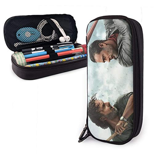Qmad Youth The Walking Dead Season 8 Full Printing Fashion Personalized Pencil Cases for Traveling -  Qmad Co.Ltd, QMA-pencilcase-55004788-Black-48