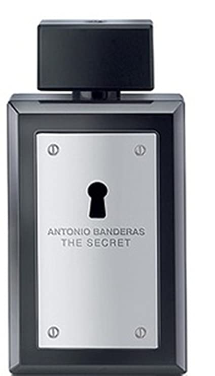 Antonio Banderas el secreto Eau de Toilette Colonia Spray aroma para él 100 ml