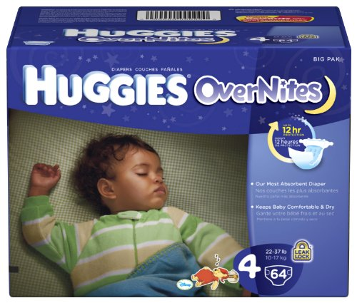 Amazon.com: Huggies Snug & Dry Diapers, Size 4, Giant Pack, 140 ...