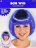 Amscan Novelty Wig, Blue