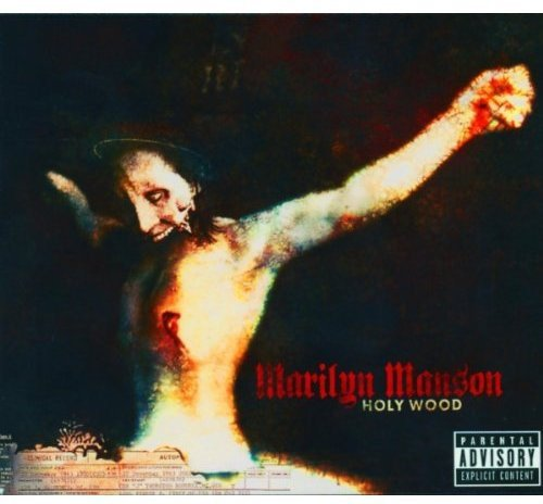 CD : Marilyn Manson - Holy Wood (Bonus Tracks)