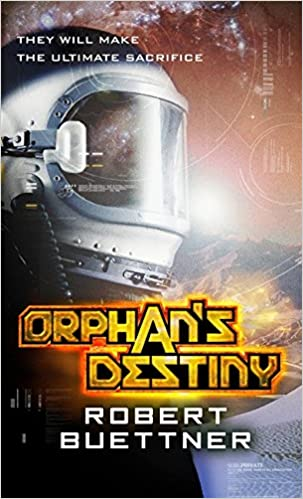 Book Orphan's Destiny: Jason Wander series book 2