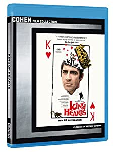 King of Hearts [Blu-ray]