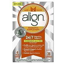 Align B. Infantis 35624 Probiotic Supplement 28 Count