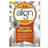 Align Probiotic Supplement, 24/7 Digestive Support with Bifantis, 28 Capsules