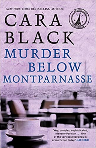 Murder Below Montparnasse (Aimee Leduc): Amazon.es: Cara ...